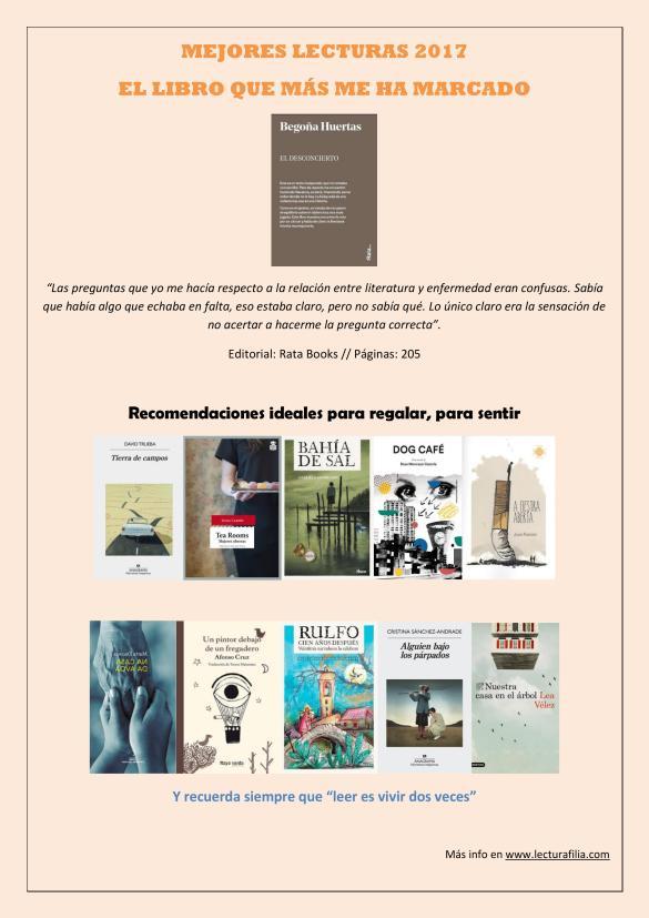 Mejores lecturas 2017 Lecturafilia