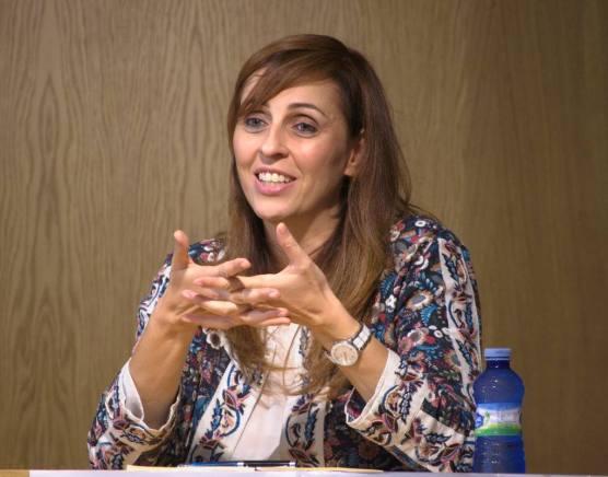 """A xornalista e escritora Montse Fajardo vén de publicar """"Invisibles. Relatos do maltrato"""""""