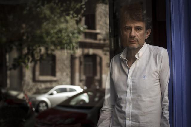 """Juan Tallón, autor de """"Libros peligrosos"""""""