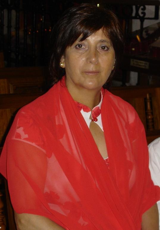 """Áurea Sánchez acaba de publicar el libro """"Las Marías de Santiago"""""""