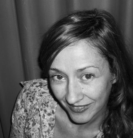 """Begoña Huertas, autora de """"El desconcierto"""""""