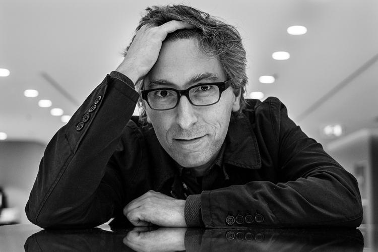 """David Trueba, autor de """"Cuatro amigos"""""""