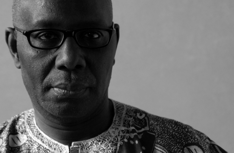 """Boubacar Boris Diop, autor de """"El libro de los secretos"""""""