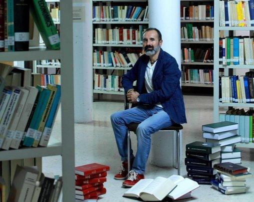 """Octavio Salazar, autor de """"Autorretrato de un macho disidente"""""""