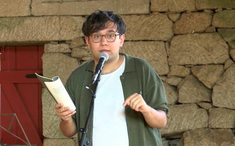 """Ismael Ramos, autor de """"Lumes"""""""