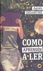 Como aprendín a ler- Agnès Desarthe