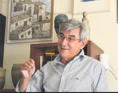 El periodista Francisco R. Pastoriza