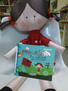 La muñeca Pepuka