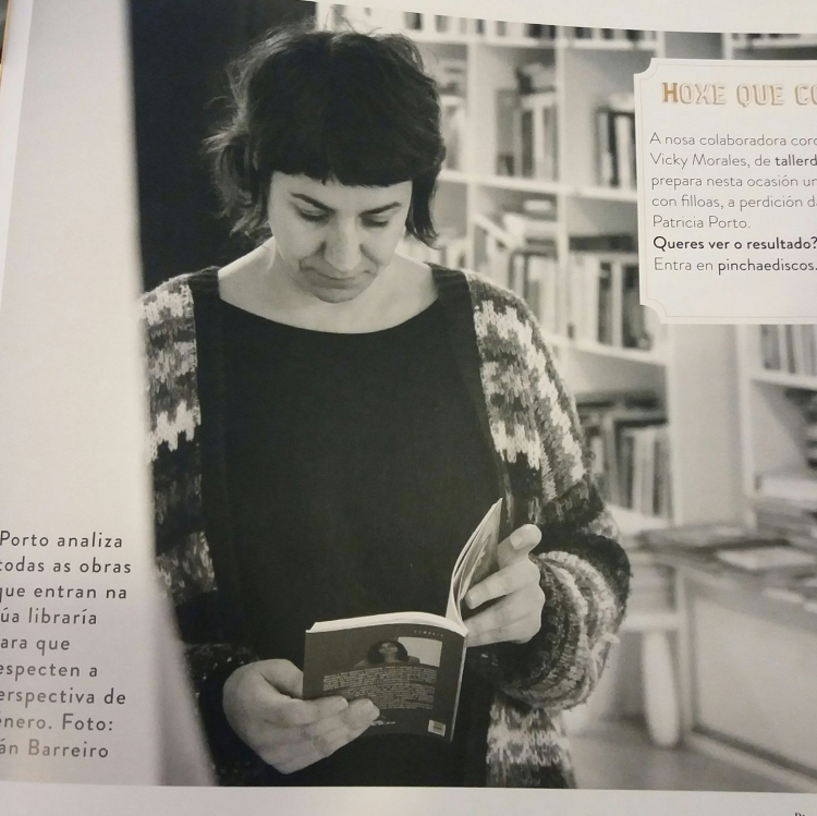 Patriza Portopaderne, da Libraría Feminista Lila de Lilith