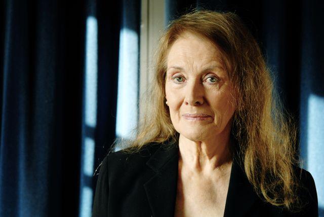 """Annie Ernaux, autora de """"Memoria de chica"""""""