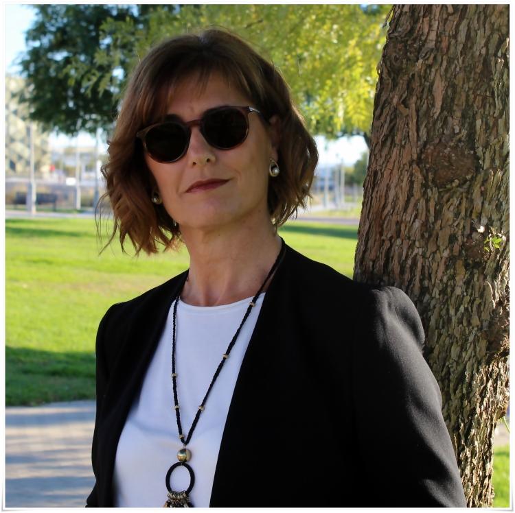 """Pilar Muñoz Álamo, autora de """"Aquello que fuimos"""""""