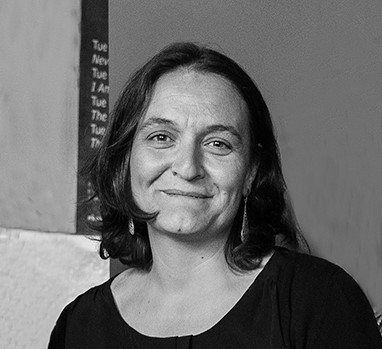 "Tània Balló, autora del proyecto ""Las Sinsombrero"""