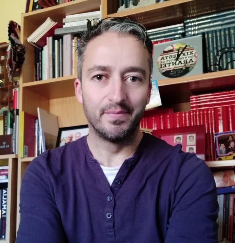 """X.M. Xespi, coordinador do """"Entreverbas"""""""