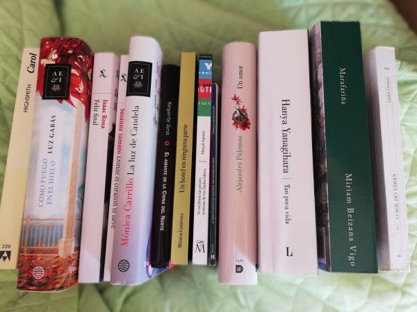 Libros sobre amor Lecturafilia