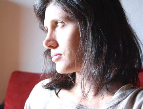 """Silvia Zuleta Romano, autora de """"Los absurdos"""""""