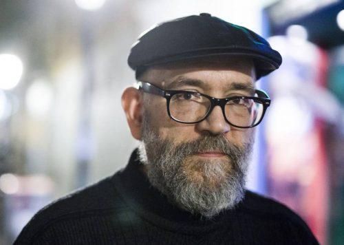 """Marcos Ordóñez, autor de """"Detrás del hielo"""""""