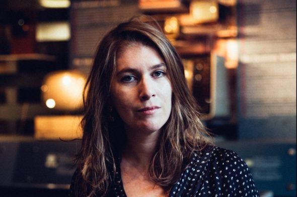 """Claire Legendre, autora de """"El nenúfar y la araña"""""""