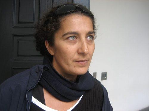 """Isabella Lorusso, autora de """"Mujeres en lucha"""""""