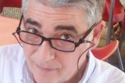 "Iñaki Abad, autor de ""Las amargas mandarinas"""
