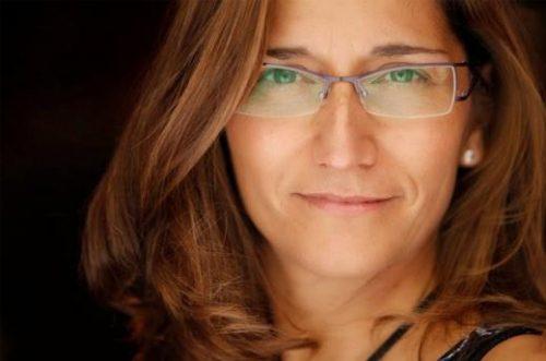 """Rosa Huertas, autora de """"Mujeres que leían"""""""