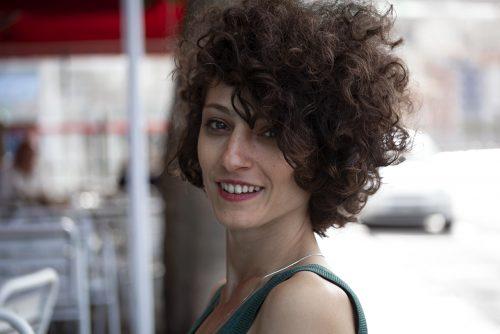 Sol Salama, editora de Tránsito