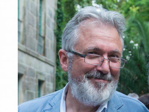 Miguel Vázquez Freire, crítico, ensaísta e profesor experto en literatura infantil e xuvenil