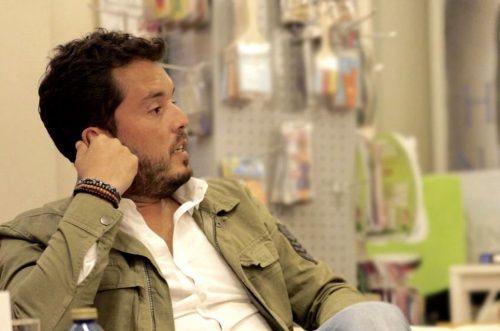 """Diego Giráldez, autor de """"hotel para coleccionistas discretos"""""""