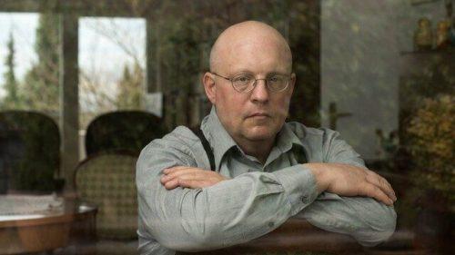 """Klaus Gauger, autor del libro """"Mi esquizofrenia"""""""