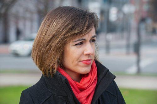 """Katixa Aguirre, autora de """"Las madres no"""""""
