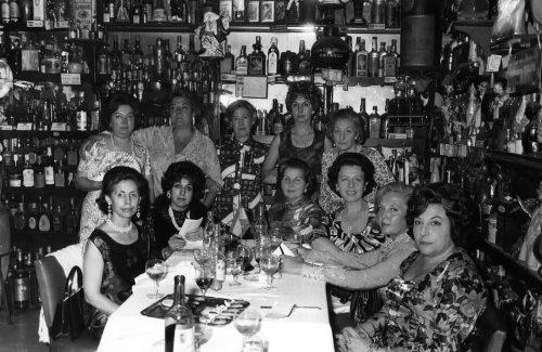 La tertulia literaria feminista 'Versos con faldas' estuvo activa entre 1951 y 1953