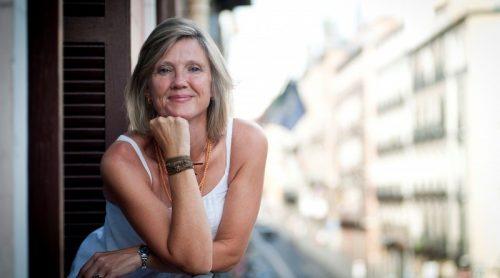 """Cristina Sánchez Andrade, autora del libro de relatos """"El niño que comía lana"""""""