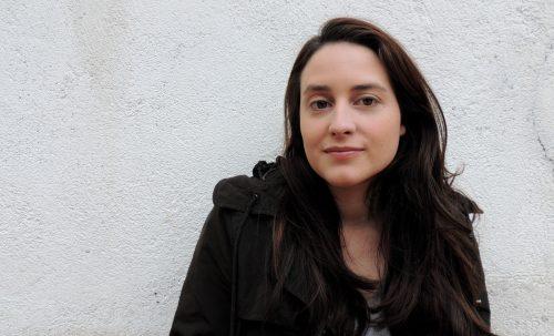 Berta Dávila, autora de 'Carrusel'
