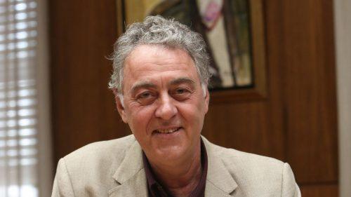 """Manuel Portas, autor de """"Por puntos"""""""