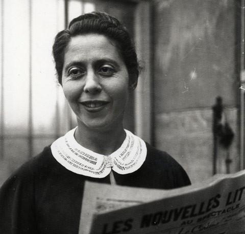 Irene Nemirovsky, autora de 'David Golder'