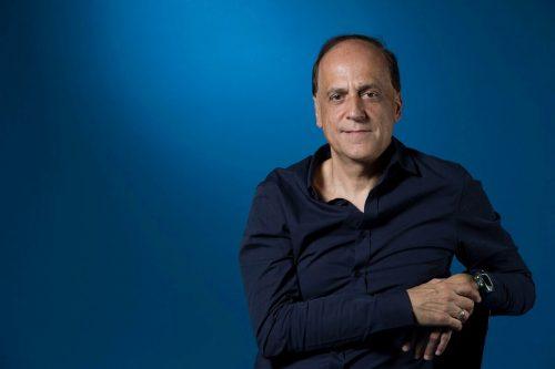 Pedro Plaza Salvati, autor del libro 'Broadway - Lafayette. El último andén'