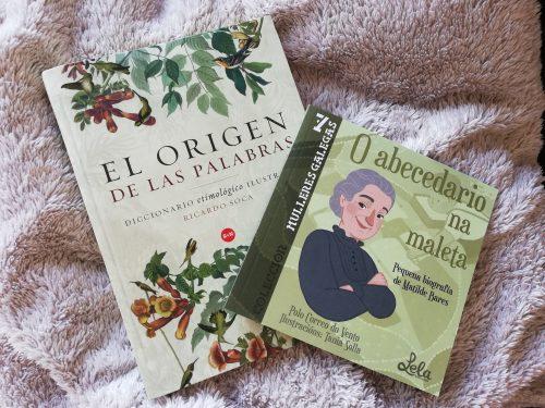 O abecedario na maleta pequena biografia matilde bares lela edicions