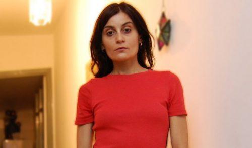 Rebeca Baceiredo, autora de 'Libro de horas'