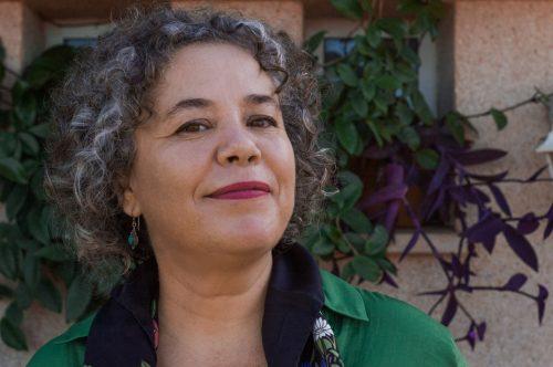 """Rosario Izquierdo, autora de """"Diario de campo"""""""