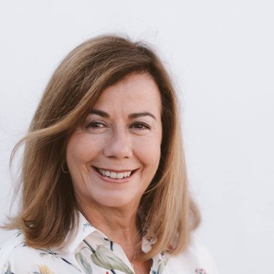 """María José Moreno, autora de """"Aquella vez en Berlín"""""""