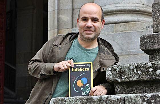 Javier Peña López, autor de 'Infelices'
