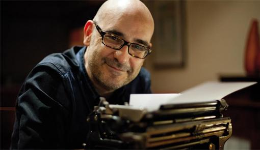 "Francisco Castro, autor de ""Tantos anos de silencio"""