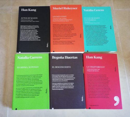 editorial rata books