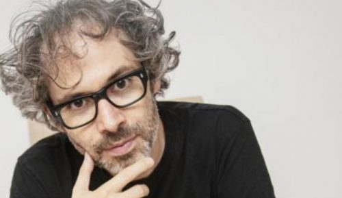 O pianista James Rhodes é autora do libro 'Instrumental'