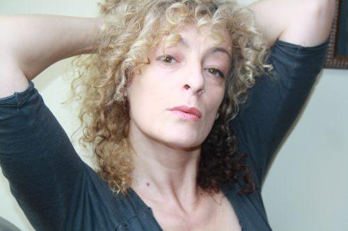 "Teresa Moure, autora do libro ""Sopas New Campbell"""