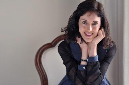 """Irene Vallejo, autora de """"El infinito en un junco"""""""