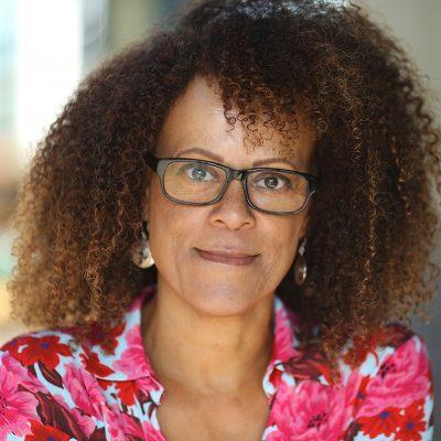 """Bernardine Evaristo, autora de """"Niña, mujer, otras"""""""