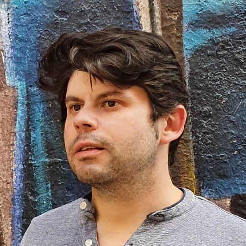 "Salvador Galan Moreu, autor de ""No fall. Diario de entretoños"""