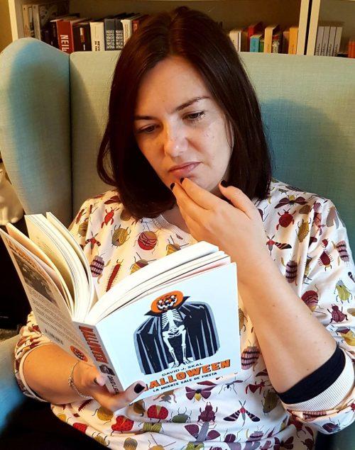 A autora galega Ledicia Costas