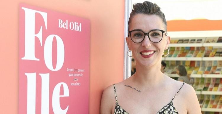 """Bel Olid, autora de """"A contrapelo"""""""