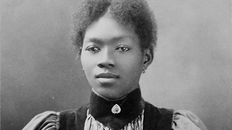 """Harriet E. Wilson, autora da obra autobiográfica """"A nosa Negra"""""""